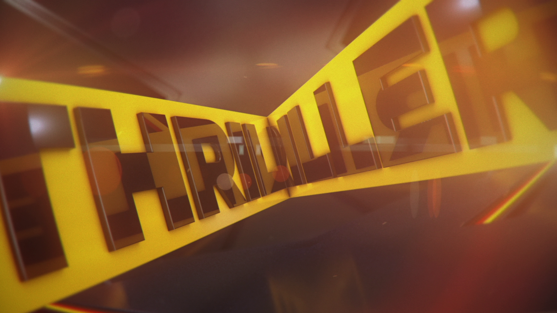 Channel Branding Title Card